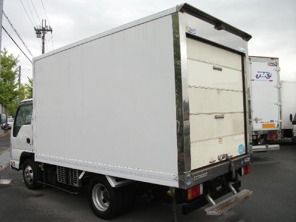 バック いすゞ エルフ 10尺冷蔵冷凍車