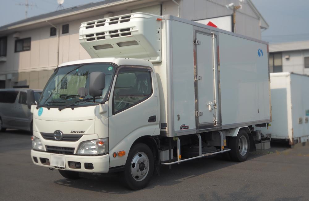 カスタム冷凍車 トラック