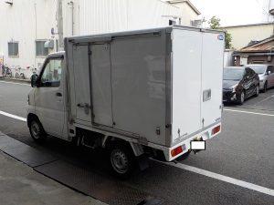 日産 クリッパー 軽冷凍車 ♯988