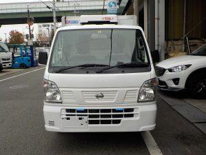 #1146 クリッパー軽4低温冷凍車