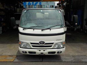 #1250 トヨタ ダイナ クーリング冷凍車